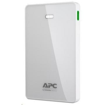 APC Mobile Power Pack 5000 mAh bílý