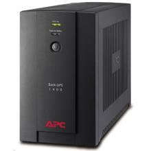 APC Back-UPS 1400VA, 230V, AVR, French Sockets (700W)