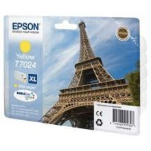 Epson C13T70244010, XL, Yellow