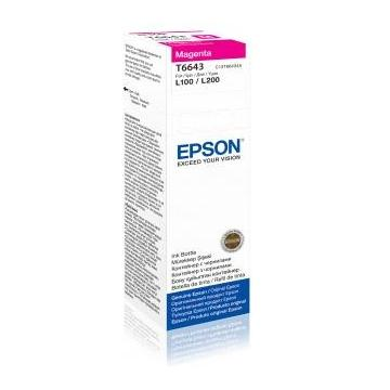 EPSON ink bar T6643 Magenta ink container 70ml