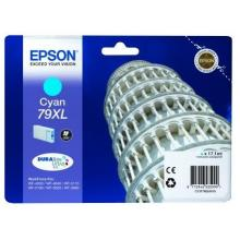 EPSON Ink bar WorkForce-5xxx Series Ink Cartridge 79 XL Cyan - 17,1ml