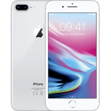 Apple iPhone 8 Plus, 256GB, stříbrná