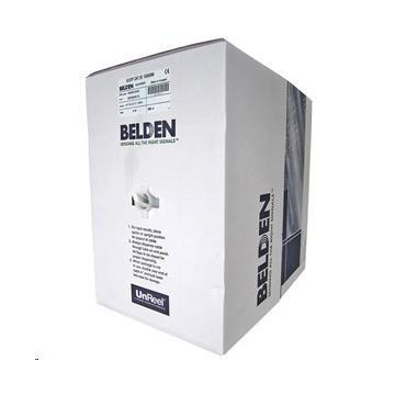 Belden UTP kabel 1583E, Cat5E, drát, PVC,305m box