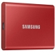 Samsung T7 - 2TB RED