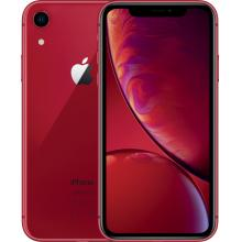 Apple iPhone Xr, 128GB, (PRODUCT)RED