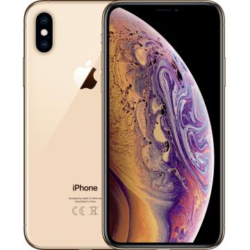 Apple iPhone Xs, 512GB, zlatá
