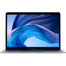 Apple MacBook Air 13, 1.6 GHz, 128GB, Space Grey (2019)