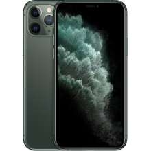 Apple iPhone 11 Pro, 512GB, Midnight Green