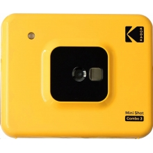 Kodak MINISHOT COMBO 3 Yellow