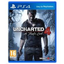 SONY PS4 hra Uncharted 4-  A Thief´s End CZ