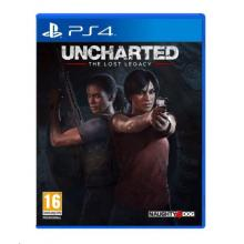 Uncharted - The Lost Legacy pro Playstation 4