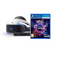 SONY PS4 VR headset + kamera + VR Worlds