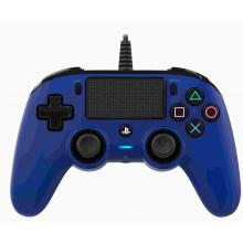 Nacon Wired Compact Controller Ovladač pro PlayStation 4, modrý