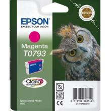 EPSON ink bar Singlepack Magenta T0793 Claria Photographic Ink blistr