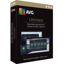AVG Ultimate (Internet Security + Tune Up), 1 licence (12 měs.)
