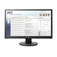 HP V214A - LED monitor 20,7