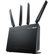 ASUS 4G-AC68U Wireless AC1900 4G LTE Modem Router
