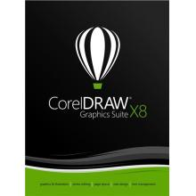 CorelDRAW Graphics Suite X8 CZE Upgrade