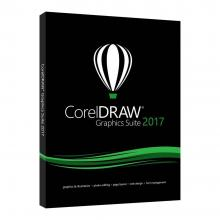 CorelDRAW Graphics Suite 2017, CZ/PL Box