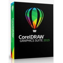 CorelDRAW GS 2019 Mac EN/DE/ES/FR/NL/IT/BP