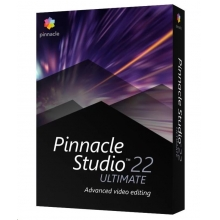 Corel Pinnacle Studio 23 Ultimate ML EU
