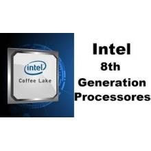 Intel Core i5-8600, 3,1GHz