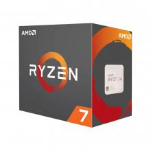 AMD Ryzen 7 1700, 8-core, 3.7 GHz