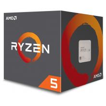 AMD Ryzen 5 1400, 4-core, 3.2 GHz (3.4 GHz Turbo)