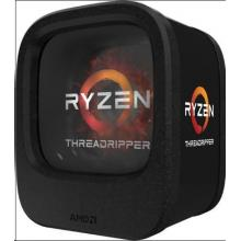 AMD Ryzen Threadripper 1900X, 8-core, 3.4 GHz (4 GHz Turbo)