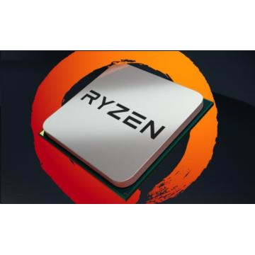 AMD Ryzen 5 2600, 6-core, 3,4 GHz
