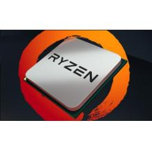 AMD Ryzen 5 2600X, 6-core, 3.6 GHz