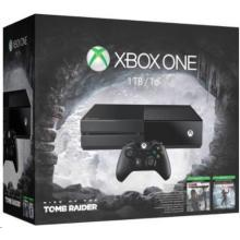 Xbox One 1TB + Rise of Tomb Raider + Tomb Raider Definitive Edition