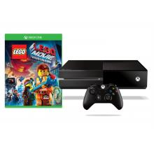 XBOX ONE 500GB, černá + Lego Movie Videogame