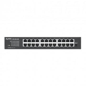 ZyXEL GS1100-24E nekonfigurovatelný switch 24 portů