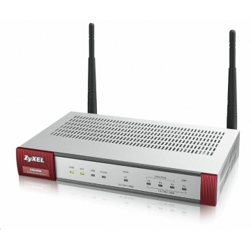 Zyxel ZyWALL USG40W Wireless Security Firewall