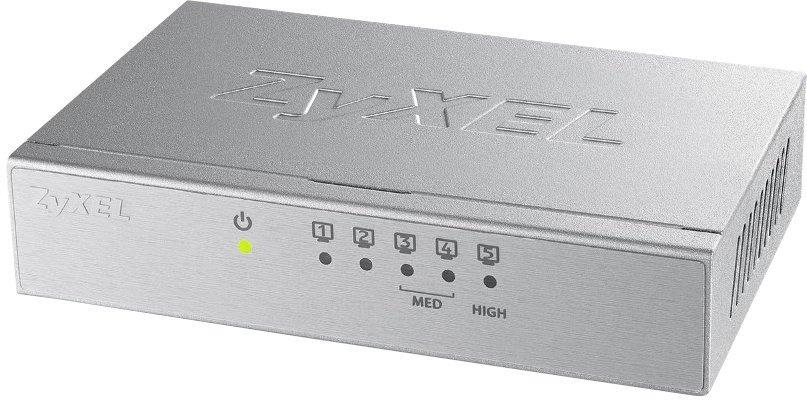 Zyxel GS-105B v3 nekonfigurovatelný switch 5 portů