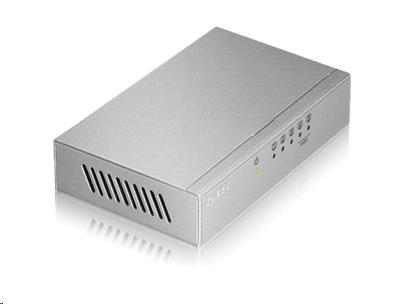 Zyxel ES-105A v3 nekonfigurovatelný switch 5 portů