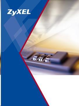 Licence Zyxel NCC servis pro 1 x NAP, 4 roky