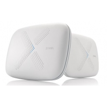Zyxel Multy X, 2ks - třípásmový WiFi router