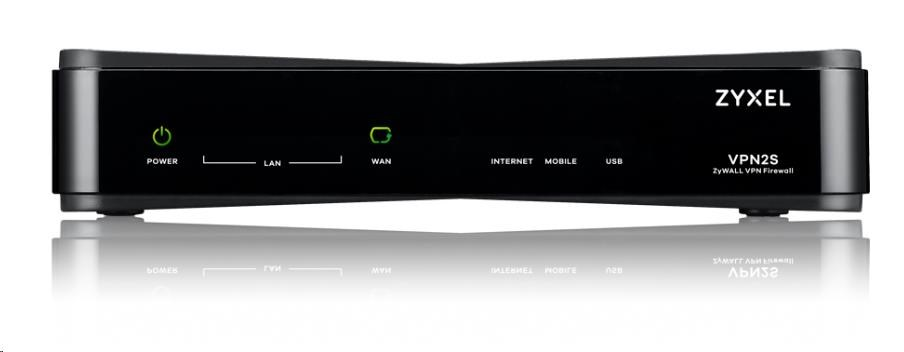 Zyxel ZyWALL VPN2S Gigabit Firewall