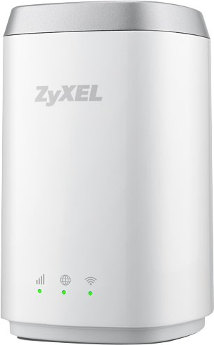 Zyxel LTE4506, 4G LTE-A WiFi HomeSpot Router