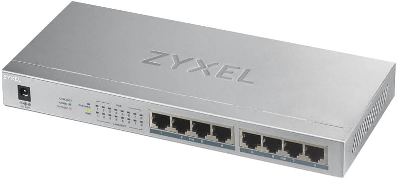 ZyXEL GS1008-HP
