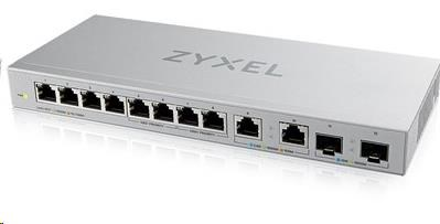 Zyxel XGS1010-12 12-port Gigabit Unmanaged Switch,