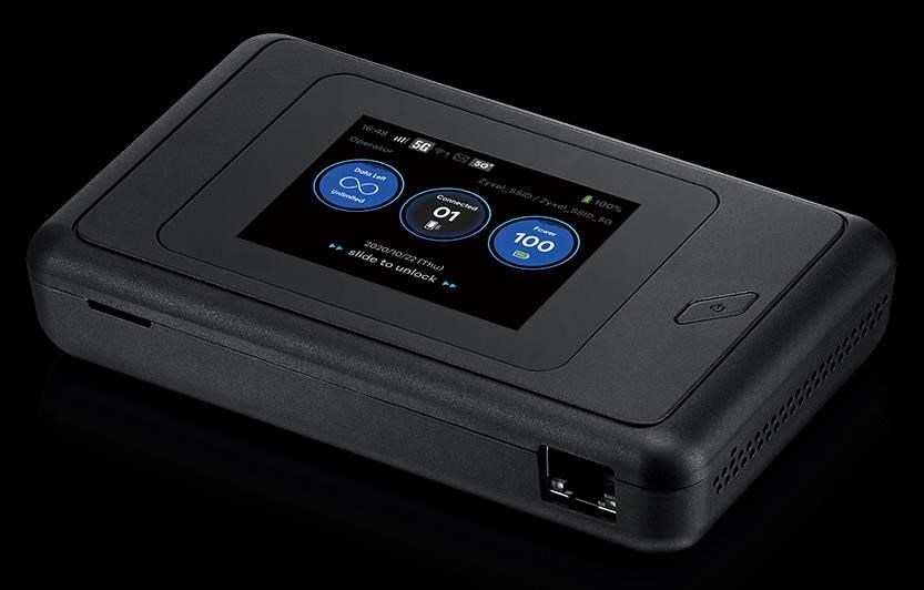 Zyxel NR2101 5G 4G Portable Mobile Router
