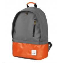 TRUST Cruz grey/orange  Batoh na notebook 16