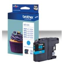 BROTHER INK LC-123C cyan cca 600