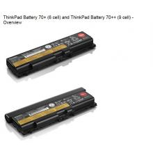LENOVO baterie ThinkPad 70+, 6Cell, ThinkPad L430, L530, T430, T530, W530