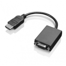 Lenovo HDMI to VGA Monitor Adapter