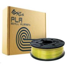 XYZprinting PLA 1.75mm 600g clear yellow 200m