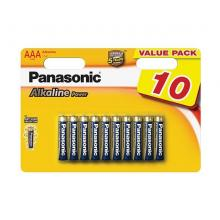 PANASONIC Alkaline Power AAA 1,5V  10ks